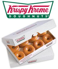 Krispy Kreme Doughnuts Krispy Kreme: Buy 1 get 1 for $2.99 Dozen Glazed Donuts Coupon