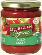 Muir Glen Salsa $0.50 off Muir Glen Product Coupon