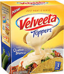 Velveeta Cheese Sauce