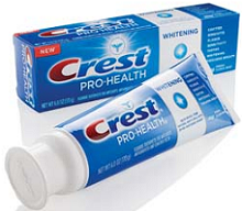 Crest ProHealth Toothpaste $4 in NEW Crest Coupons