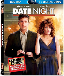 Date Night on Blu Ray 5 NEW Blu Ray Coupons
