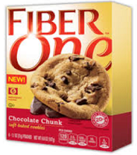 Fiber One Soft Baked Cookies $1 off Box of Fiber One Soft Baked Cookies Coupon