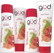 Gud Red Ruby Groovy Shampoo and Conditioner $1.50 off ANY gud Product Coupon