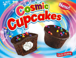 Little Debbie Cosmic Cupcakes $1 off Little Debbie Cosmic Cupcakes Coupon