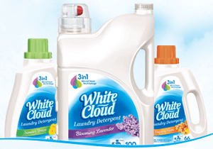 White Cloud Laundry Detergent $2 off White Cloud Laundry Detergent Coupon