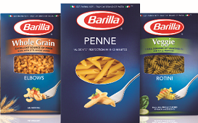 Barilla Pastas $1 off 2 Barilla Blue Box Pasta Coupon