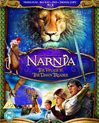 Chronicles Of Narnia 3 NEW Blu Ray Coupons