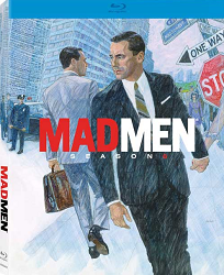 MAD MEN $5.00 off MAD MEN Season 1 6 on DVD or Blu Ray Coupon