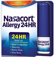 Nasacort Allergy 24 Hour Spray