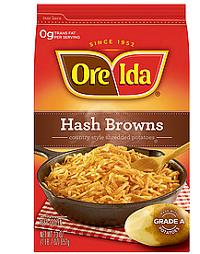 Ore Ida Hash Brown $0.50 off Ore Ida Hash Brown Product Coupon