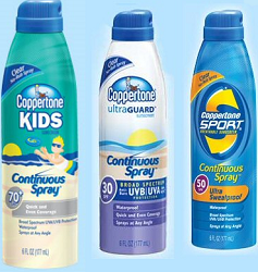Coppertone Suncare Product $3 off 2 Coppertone Sunscreen Products Coupon
