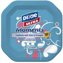 Dixie Ultra Moments Product $0.55 off Dixie Ultra Moments Product Coupon