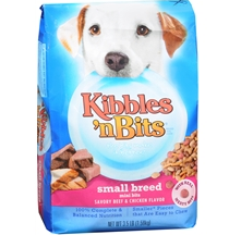 Kibbles n Bits Dry Dog Food BOGO FREE Kibbles n Bits Dry Dog Food 3.5 lb. Bag Coupon