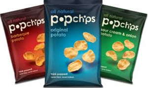 Popchips $0.55 off Bag of Popchips Coupon