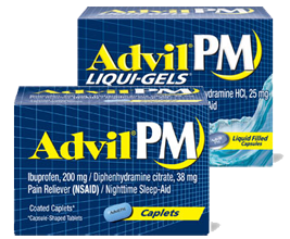 Advil PM product $2 off Advil PM Product Coupon