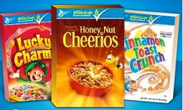 General Mills Big G Cereals11 $1 off ANY General Mills Cereal Coupon