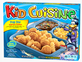 Kid Cuisine Frozen Dinner $0.55 off Kid Cuisine Frozen Dinner Coupon