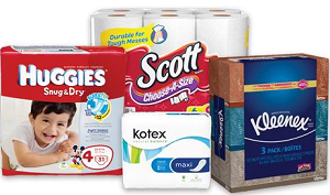 Kimberly Clark Products $31 in NEW Kimberly Clark Coupons: Huggies, Scott, Poise and More