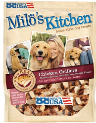 $3 off Milo\'s Kitchen Home-Style Dog Treats Coupon - Hunt4Freebies
