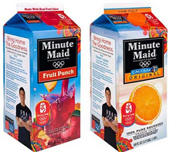 Minute Maid Fruit Drink $1 off 4 Minute Maid Fruit Drink or Lemonade Coupon