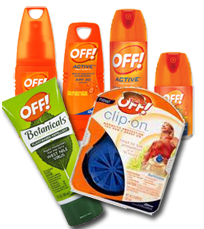 OFF Personal Insect Repellent 3 NEW OFF! Insect Repellent Coupons