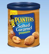 PLANTERS Peanut Flavors $0.50 off PLANTERS Peanut Flavors Coupon