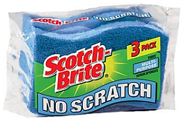 Scotch Brite Scrub Sponge 38 NEW Coupons: ACE Brand, Nexcare, Command, Scotch, Post Its and More