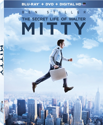 Secret Life of Walter Mitty 5 NEW DVD & Blu ray Coupons