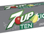 12-pack Cans 7UP TEN