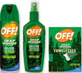 Deep Woods Off $2 off ANY Deep Woods Off Product Coupon
