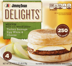 Jimmy Dean Delights Sausage $1 off Jimmy Dean Delights Sausage Product Coupon