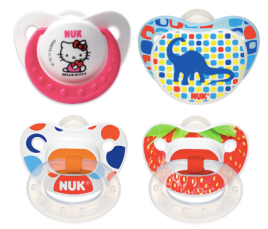 NUK Pacifier $0.75 off ANY NUK Pacifier Coupon
