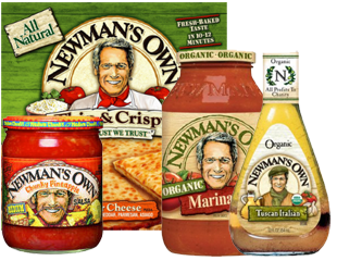 Newmans Own products 4 NEW Newmans Own Product Coupons
