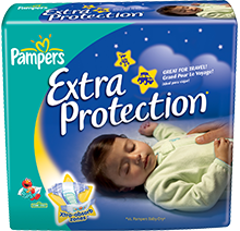Pampers Extra 4 NEW Pampers Product Coupons
