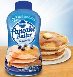 Pillsbury Pancake Batter $1 off Pillsbury Pancake Batter Coupon