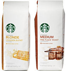 Starbucks Packaged Coffee $6.50 in NEW Starbucks Coffee Coupons