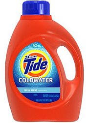 Tide Detergent $1.50 off Tide Detergent Coupon