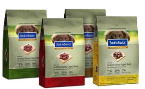Back to Basics Dry Dog Food $7 off Back to Basics Dry Dog Food Coupon
