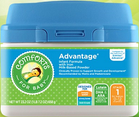 Comforts Infant Formula $2 off Comforts Infant Formula Coupon