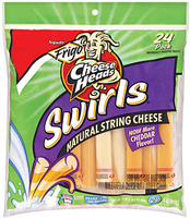 Frigo Cheese Heads String Cheese $0.55 off Frigo Cheese Heads Snack Cheese Coupon