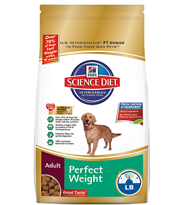 Hills Science Diet Perfect Weight Food $5 off Hill's Science Diet Perfect Weight Dog or Cat Food Coupon
