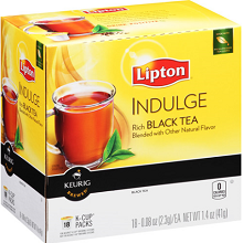 Lipton K Cup Pack Product $2 off Lipton K Cup Pack Product Coupon