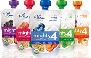 Plum Organics Mighty Tots Snack $1 off Plum Organics Mighty Tots Snack Coupon