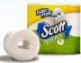 Scott Naturals Tube-Free Bath Tissue