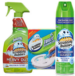Scrubbing Bubbles Products NEW Scrubbing Bubbles Product Coupons