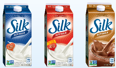 Silk Soymilk Half Gallon $1 off ANY Silk Soymilk Half Gallon Coupon