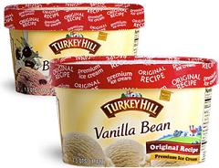 Turkey Hill Ice Cream $1 off Turkey Hill Ice Cream Coupon