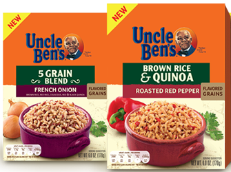 Uncle Bens Brand rice products $1 off ANY (4) Uncle Bens Brand Rice Products Coupon
