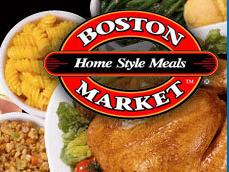 Boston Market2111 Boston Market Coupon: 50% off Family Meal Purchase on 9/1