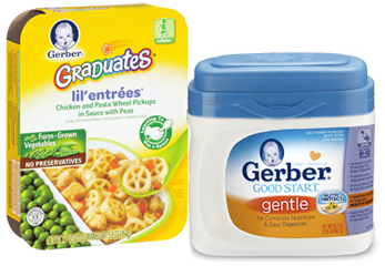 Gerber Products NEW Gerber Product Coupons